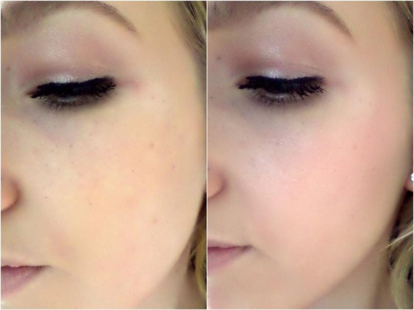 blush verschil