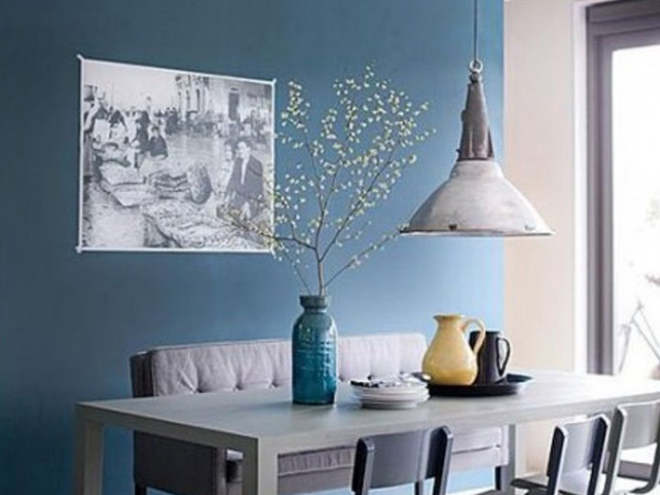 Blauwe slaapkamer ideeen witte keuken blauwe muur u2013 blauwe slaapkamer antiek - Blauwe turquoise decoratie ...